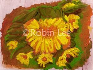 Sunflowers - small